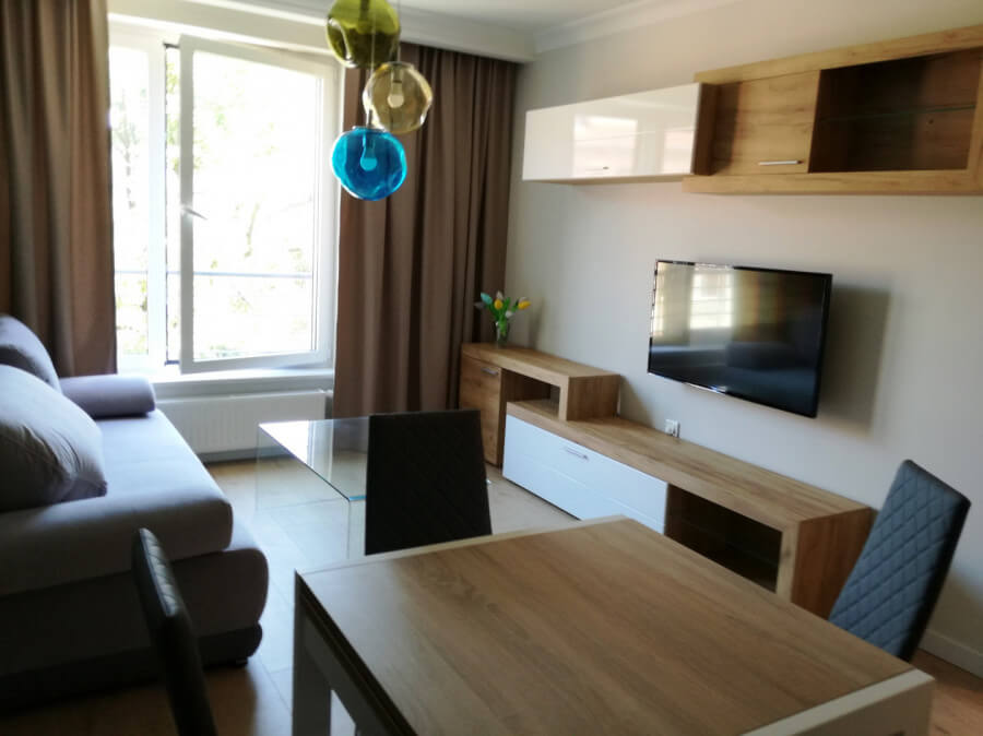 Gdansk city centre flat for rent