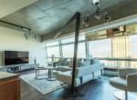 livingroom zlota 44 luxury flat for sale
