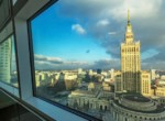 view from zlota 44 apartment for sale warsaw