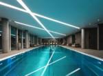 swimming pool zlota 44 apartment