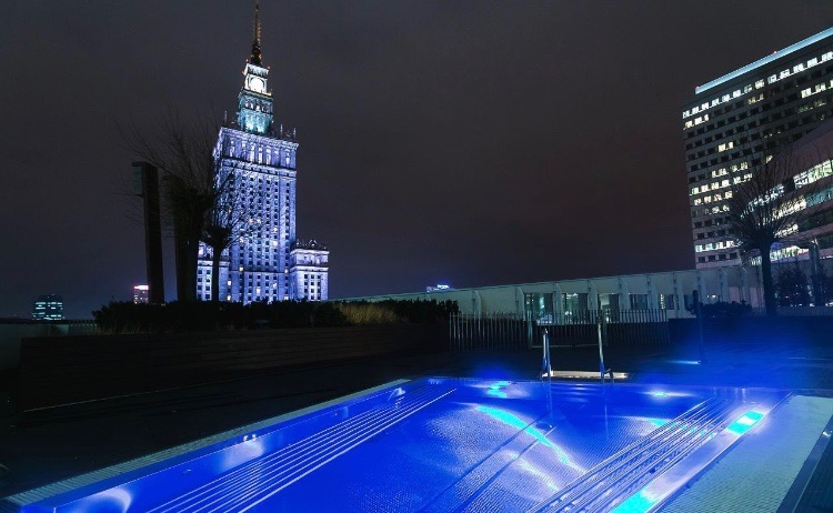 zlota 44 warsaw apartment for sale swimming pool