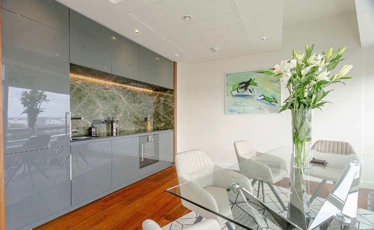 warszawa luxury flat for sale