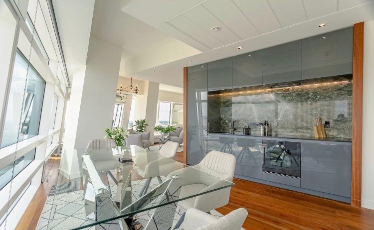 luxury flat for sale warszawa