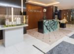 Luxury 3 room apartment on Grzybowska 4 Warsaw  lobby