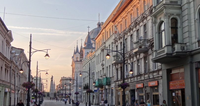 Apartments for rent in Lodz