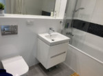 bathroom in gdansk apartment