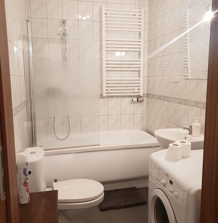 bathroom studio narutowicza rent