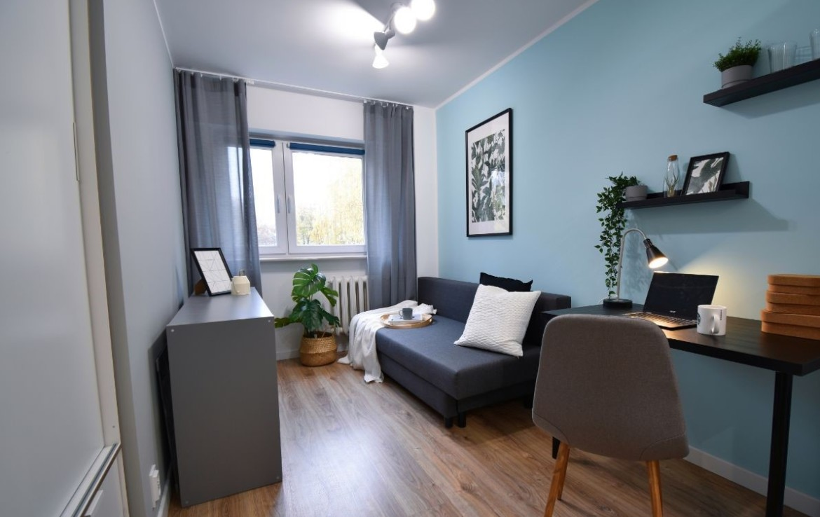 investment apartment for sale in Warsaw, close to Galeria Mokotow4