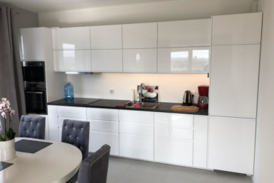 kitchen apartment to rent gdansk poland close to the beach