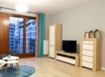 mokotow cosy flat