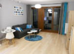 warsaw mokotow flat for rent