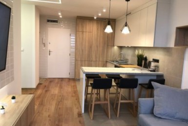 2 room apartment with air condition Warsaw 1