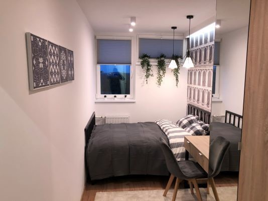 2 room apartment with air condition Warsaw 5