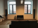 Designer loft with mezzanine to rent in Lodz 16