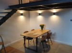 Designer loft with mezzanine to rent in Lodz 4