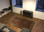 Designer loft with mezzanine to rent in Lodz 9