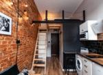 Investment studio apartment in Lodz 8% ROI 2