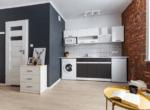 Investment studio apartment in Lodz 8% ROI 6