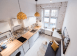 Passive income studio in tenement building LODZ