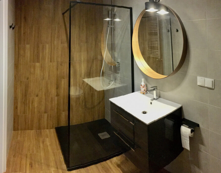 bath flat to rent gdansk