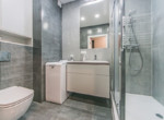 bathroom in apartment for rent in gdansk