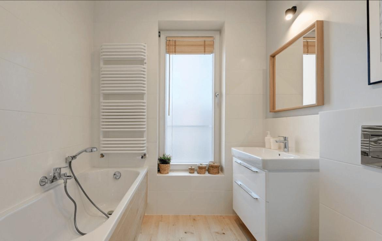 bathroom rent a flat gdansk