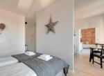 bedroom rent a flat gdansk