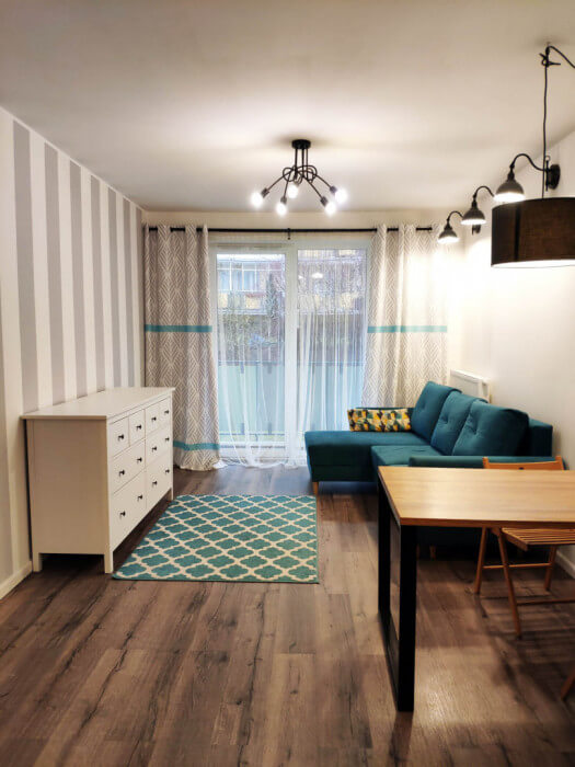 cheap apartment for rent in gdansk poland