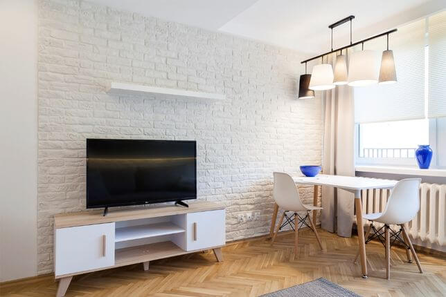 cheap apartment for rent in lodz poland