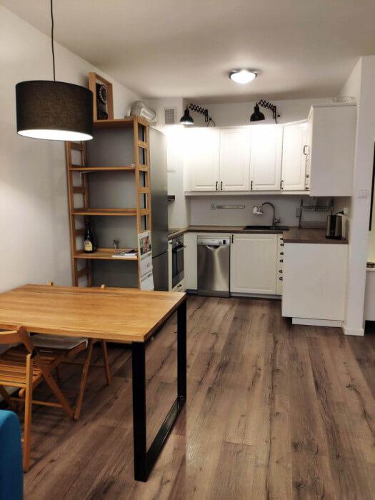 cheap apartment gdansk