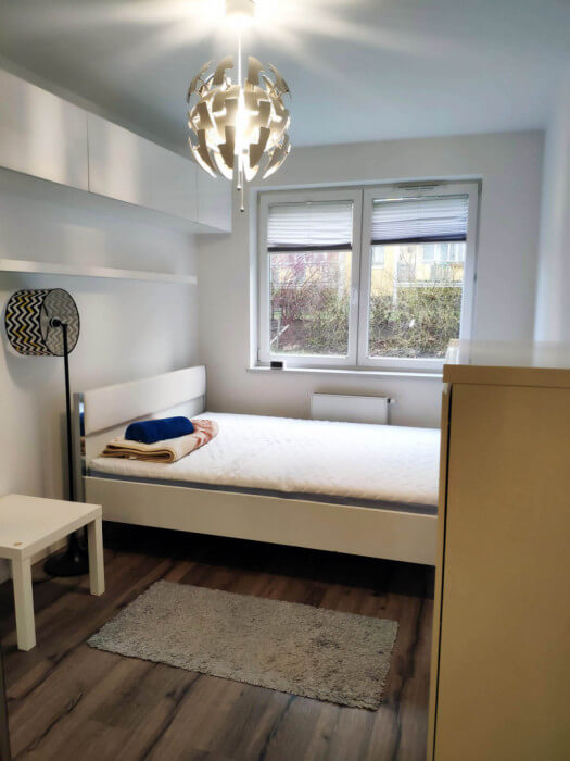 cheap flat for rent in gdansk