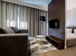 investment apartment Platinum Towers Warsaw- city center 1