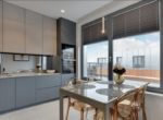 kitchen apartment gdansk poland for sale