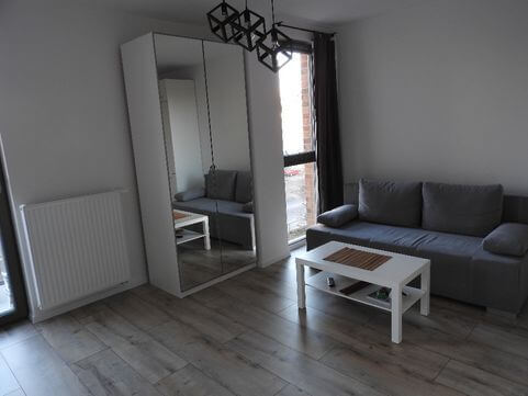 single flat rent gdansk
