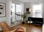 warsaw Powisle apartment in a new tenement house for sale 1