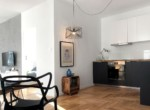 warsaw Powisle apartment in a new tenement house for sale 8
