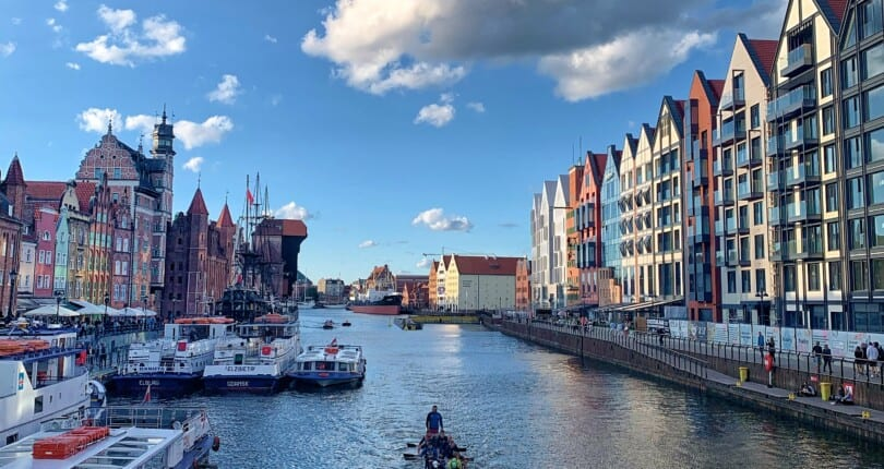Apartments for rent in Gdansk