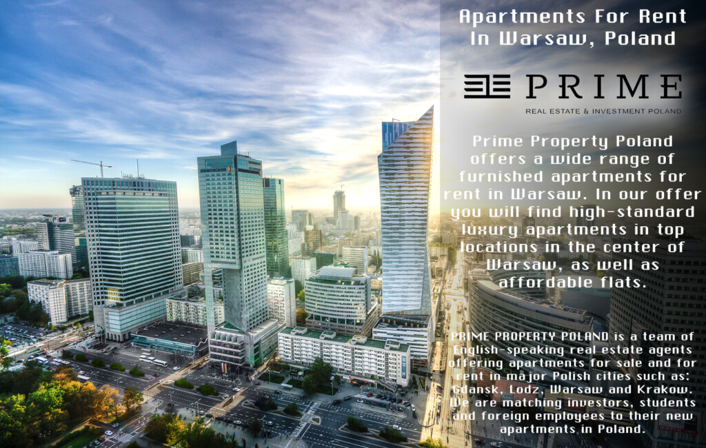 Real Estate Warsaw Prime Property Poland
