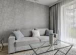 living room flat for sale gdansk