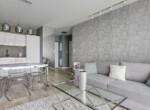 living room flat for sale gdansk prime