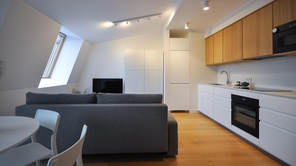 flat for rent gdansk city centre
