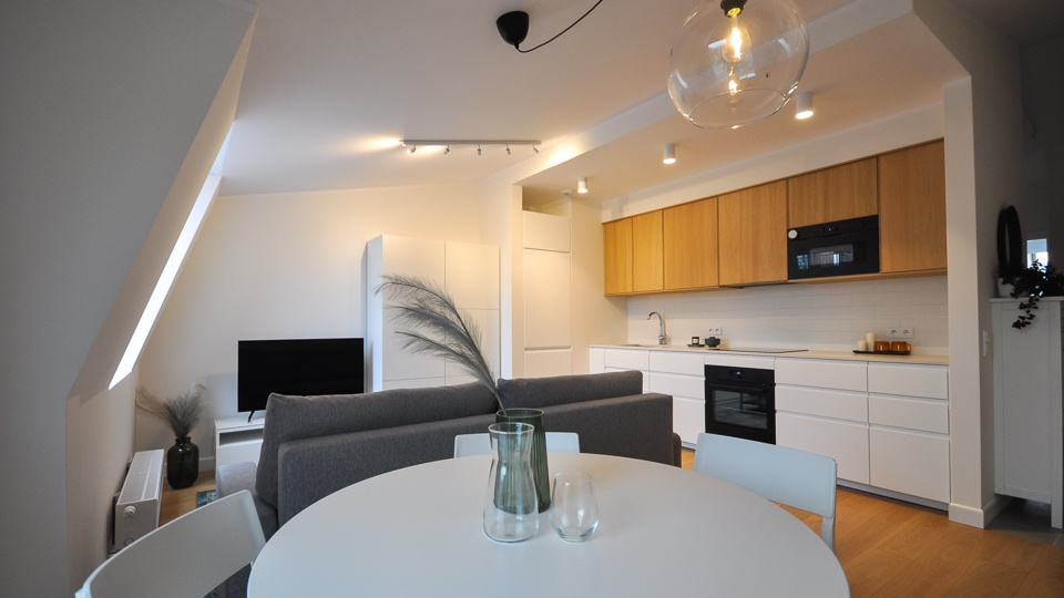 luxury flat for rent gdansk poland