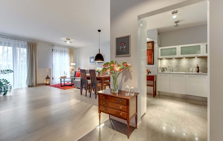 gdansk city centre apartments for rent