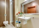 apartment bathroom in gdansk city centre for rent