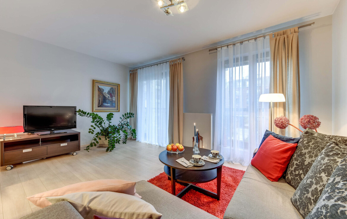 apartment for student gdansk city centre