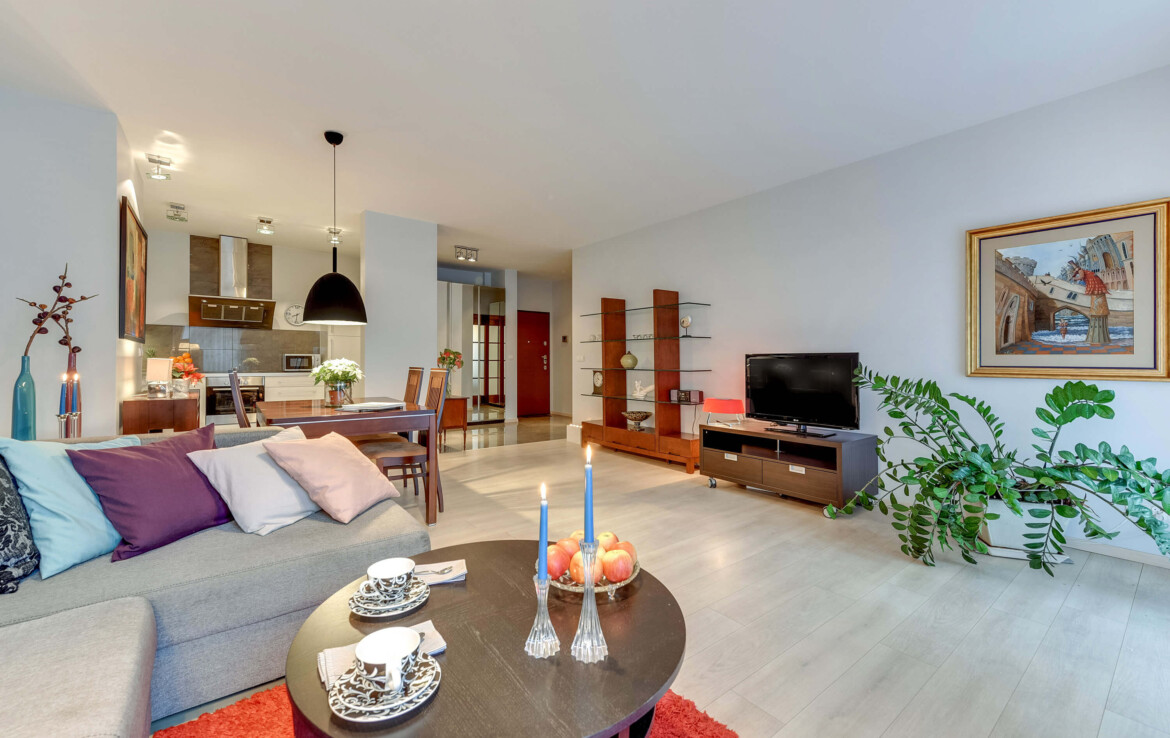 one bedroom flat for rent in gdansk city centre szafarnia