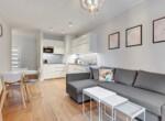 2 bedroom flat for rent gdansk