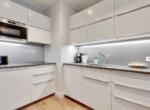 Gdańsk flat for rent kitchen