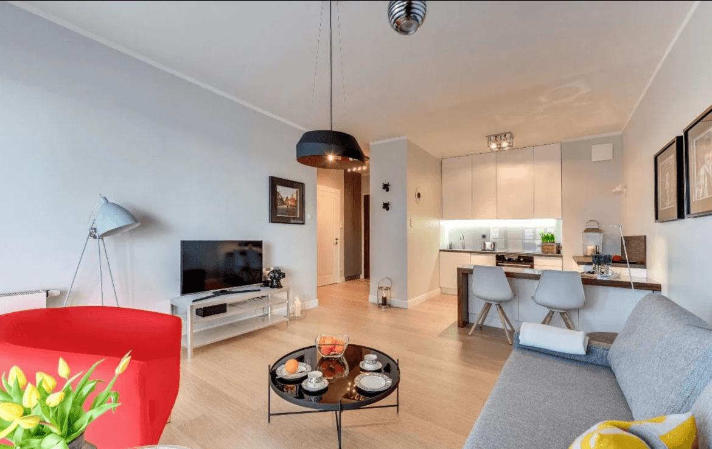 flat to rent gdansk city centre