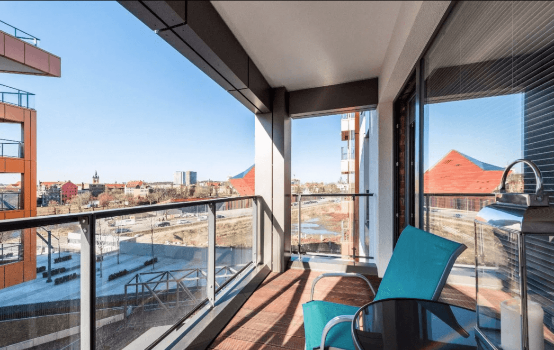 flat to ren gdansk city centre brabank